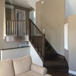 Construction-maison-jumelé-trois-rivières-escalier-bois-franc-construction-RLR-Turcotte