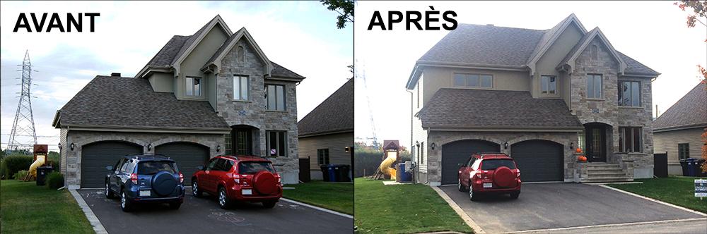 Construction rlr turcotte projet rénovation majeur Trois-Rivières entrepreneur construction